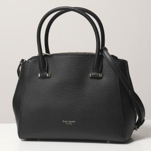 Kate spade ケイトスペード PXRUA265 sydney small double zip satchel シドニー ハンドバッグ ショルダーバッグ レザー 001/black 鞄 レディース|s-musee