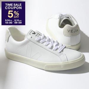 VEJA ヴェジャ ESPLAR LEATHER レザー スニーカー ローカット シューズ 靴 EXTRA-WHITE レディース|s-musee