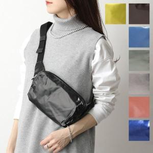 jack gomme ジャックゴム 1786 BLOOM ブルーム カラー4色 軽量 コーティング ボディバッグ ウエストポーチ ベルトバッグ 防水 鞄 レディース メンズ|s-musee