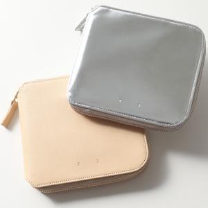 PB0110 ピービーゼロワンワンゼロ CM45 カラー2色 レザー 二つ折り財布 ミディアム スモール財布 ラウンドファスナー レディース|s-musee