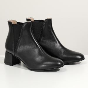 CORSO ROMA コルソローマ CATE170 レザー サイドゴア ショートブーツ 靴 NAPPA-NERO レディース|s-musee