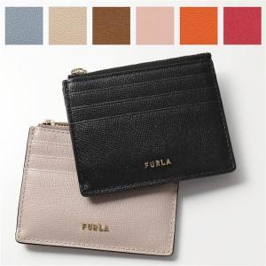 Furla フルラ PCZ3UNO B30000 BABYLON バビロン カラー3色 レザー コインケース 小銭入れ カードケース フラグメントケース レディース|s-musee