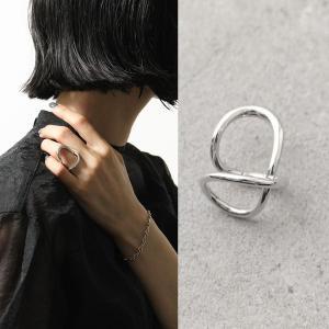 Charlotte Chesnais シャルロットシェネ リング レディース 20BA033AR ARGENT Ribbon Ring シルバー925 指輪|s-musee