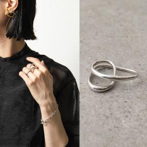 Charlotte Chesnais シャルロットシェネ リング レディース 15BA002AR ARGENT Heart ring シルバー925 指輪|s-musee