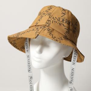 JW ANDERSON ジェイダブリューアンダーソン バケットハット レディース メンズ AC0101 FA0091 252 ASYMMETRIC BUCKET HAT ロゴ|s-musee
