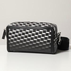 PIERRE HARDY ピエールアルディ ショルダーバッグ レディース VV08 DEGRADE-BLACK-BLACK MAX CUBE BOX CAMERA BAG カメラバッグ マックス ポシェット 鞄|s-musee