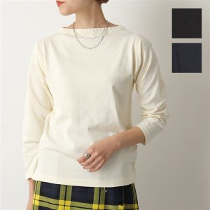 ANDERSEN-ANDERSEN アンデルセン アンデルセン セーター カラー3色 レディース BOATSMAN LONG オーガニックコットン ニット 長袖|s-musee