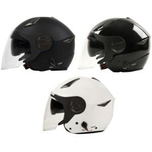 ジェットヘルメット ダブルシールド装備(全3色)|s-need