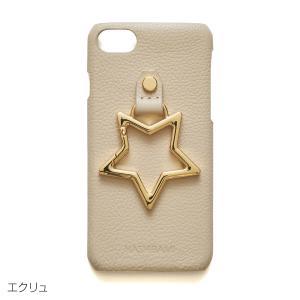 いよいよ入荷♪即納可能! Hashibami ハシバミ ビッグスターレザーアイフォンケースiphone 8 7 6 SE2|s-prologue