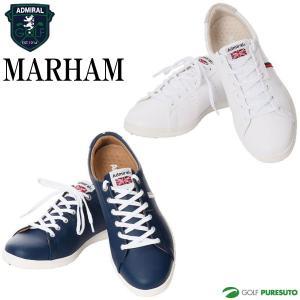 アドミラルゴルフ ゴルフシューズ スパイクレス マーハム ADMS7S 3.5E|s-puresuto