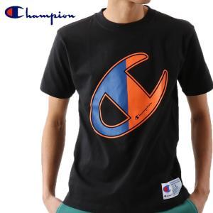チャンピオン champion Tシャツ メンズ 19FW アクションスタイル  C3-Q303|s-puresuto