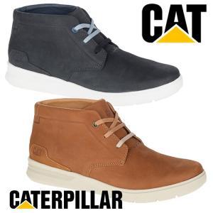 キャタピラー THEOREM メンズ ブーツ 作業靴 P722369/P722372 [CAT COGNATE MID]|s-puresuto