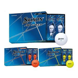 ダンロップ スリクソン AD SPEED スピード ゴルフボール 2ダースセット 24球入|s-puresuto