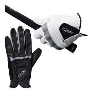 本間ゴルフ 人工皮革 D1グローブ 片手用(左手装着用)メンズ 5枚セット 手袋 GV-12005 s-puresuto