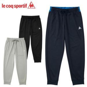 ルコック lecoq sportif スウェットロングパンツ メンズ QMMNJG42 吸汗 防寒 トレーニング|s-puresuto