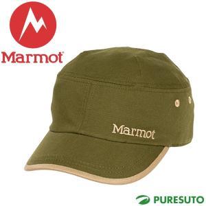 Marmot マーモット ライトビーコン ワークキャップ MJC-F6436|s-puresuto