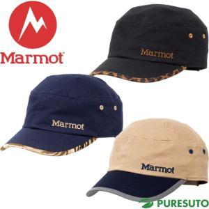 Marmot マーモット ライトビーコンワークキャップ MJC-F6436A|s-puresuto