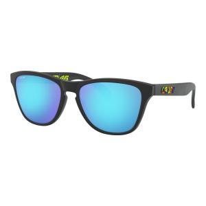 ジュニア オークリー サングラス フロッグスキンXS ヴァレンティーノ・ロッシ シグネチャーシリーズ OJ9006-1353 Youth Fit s-puresuto