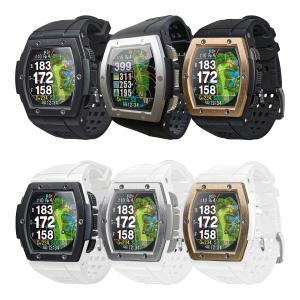 ショットナビ クレスト 腕時計型 飛距離測定器 GPSゴルフナビ|s-puresuto