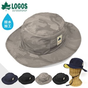 ハット 帽子 レディース おしゃれ/LOGOS ロゴス/撥水加工 アドベンチャーハット