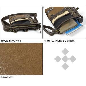 シザーバッグ シザーケース メンズ/DEVICE デバイス/Trico トリコ/フェイクレザー 2way ショルダーバッグ|s-rana|04
