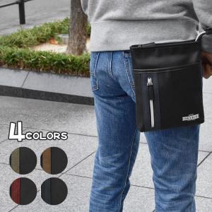 シザーバッグ シザーケース メンズ/DEVICE デバイス/MC フェイクレザー 2way