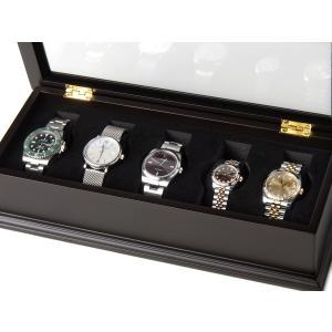 ROYAL HAUSEN ロイヤルハウゼン 時計収納ケース 腕時計時計コレクションケース ディスプレイケース 5本用 BOX 時計雑貨|s-select