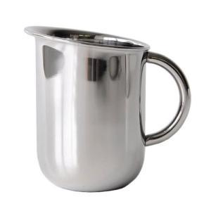 アレッシィ ALESSI 食器 Bauhaus バウハウス クリーマー 150ml コーヒー 紅茶 ミルク入れ ミルクポット|s-select