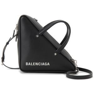 令和セール バレンシアガ BALENCIAGA ショルダーバッグ 476975-C8K02-1000 トライアングル S レディース バッグ 新品 【送料無料】|s-select