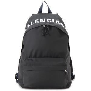 バレンシアガ BALENCIAGA リュック 507460 9F91X 1090 WHEEL BACKPACK ウィール バックパック ブラック 新品【送料無料】|s-select