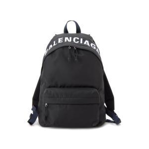 バレンシアガ BALENCIAGA リュック 525162 9F91X 1090 WHEEL ホイール バックパック ブラック メンズ レディース 新品【送料無料】|s-select