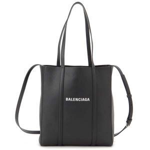 バレンシアガ BALENCIAGA トートバッグ レディース 551810 D6W2N 1000 エブリデイ XS ブラック|s-select