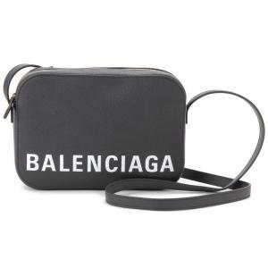 バレンシアガ BALENCIAGA ショルダーバッグ558172-0OTDM-1000 ヴィル カメラバッグ ブラック 新品【送料無料】|s-select