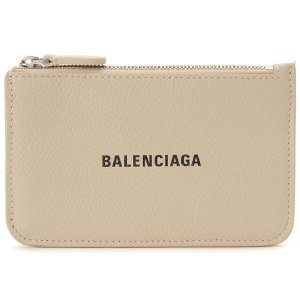 クリアランスセール バレンシアガ BALENCIAGA コインケース カードケース 637130 1IZI3 2760 CASH キャッシュ ミニ財布|s-select