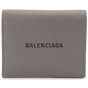 バレンシアガ BALENCIAGA 二つ折り財布 カードケース 655685 1IZI3 1090 CASH BIF CARDCASE|s-select