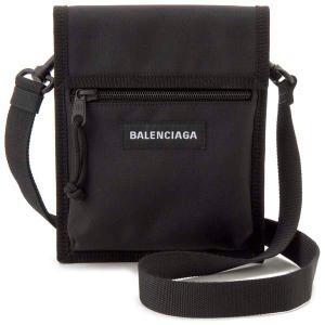 クリアランスセール バレンシアガ BALENCIAGA ショルダーバッグ ポシェット ブラック 655982 2JMJX 1000 メンズ レディース|s-select