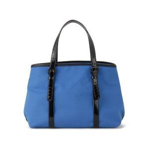 ボッテガ ヴェネタ Bottega Veneta トートバッグ 256763VQ0514363 ブルー×ブラック ブランド|s-select