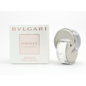 BVLGARI  ブルガリ オムニア クリスタリン 40ml EDT オードトワレ レディース 香水  女性用 (香水/コスメ)|s-select