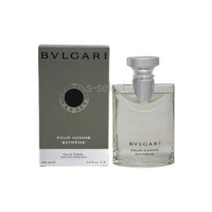 ブルガリ BVLGARI プールオムエクストリーム 100ml EDT オードトワレ エクストレーム 香水 フレグランス ブランド 新品 新品