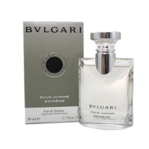 ブルガリ BVLGARI プールオム エクストリーム 50ml EDT オードトワレ エクストレーム メンズ 香水  男性用 フレグランス (香水/コスメ)|s-select