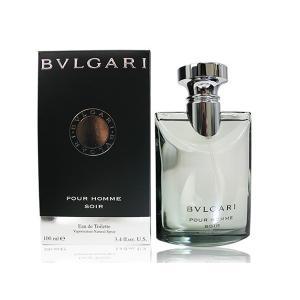 ブルガリ BVLGARI ソワール プールオム 100ml EDT オードトワレ 香水 フレグランス ブランド|s-select