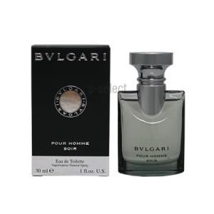 ブルガリ BVLGARI ソワール プールオム 30ml EDT オードトワレ メンズ 香水  男性用 フレグランス (香水/コスメ)|s-select