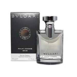 ブルガリ BVLGARI ソワール プールオム 50ml EDT オードトワレ メンズ 香水  男性用 フレグランス (香水/コスメ)|s-select