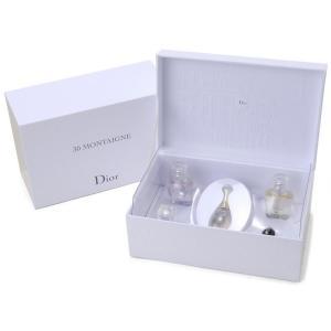アーリーサマーセール クリスチャン ディオール Christian Dior レディース 香水セット レ パルファン ドゥ ラヴニュー モンテーニュ  (香水/コスメ)|s-select
