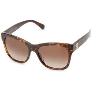 シャネル CHANEL サングラス レディース メンズ べっ甲 5380A C714S5 ウェリントン アイウェア 眼鏡 メガネ s-select