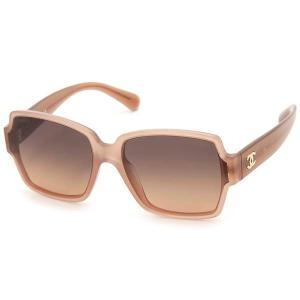 シャネル CHANEL サングラス レディース ブラウン 5385A 1623K0 スクエア アイウェア 眼鏡 メガネ s-select