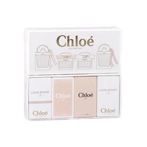 クロエ クロエ・ミニチュアコレクション N6 ミニ香水4Pセット レディース 香水 Chloe オードパルファム (香水/コスメ)|s-select