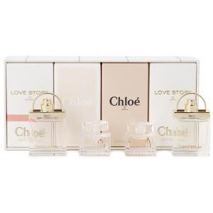 クロエ CHLOE クロエ 香水 ミニチュアセット レディース フレグランス ミニボトル 4本セット 【香水/コスメ】|s-select