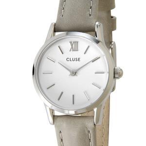 CLUSE クルース レディース腕時計 CL50013 LA VEDETTE ラ ヴェデット 24mm グレー/シルバー|s-select