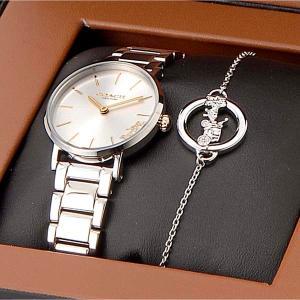 コーチ COACH 腕時計×ブレスレット セット レディース シルバー 14000064 PERRY ペリー|s-select